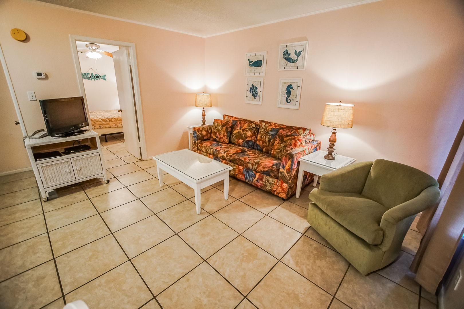 Paradise Isle Resort Bedroom
