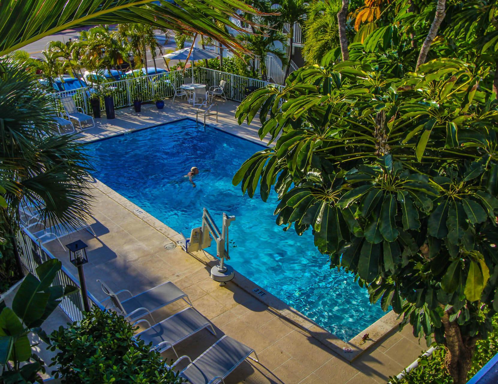 Park Royal Miami Pool