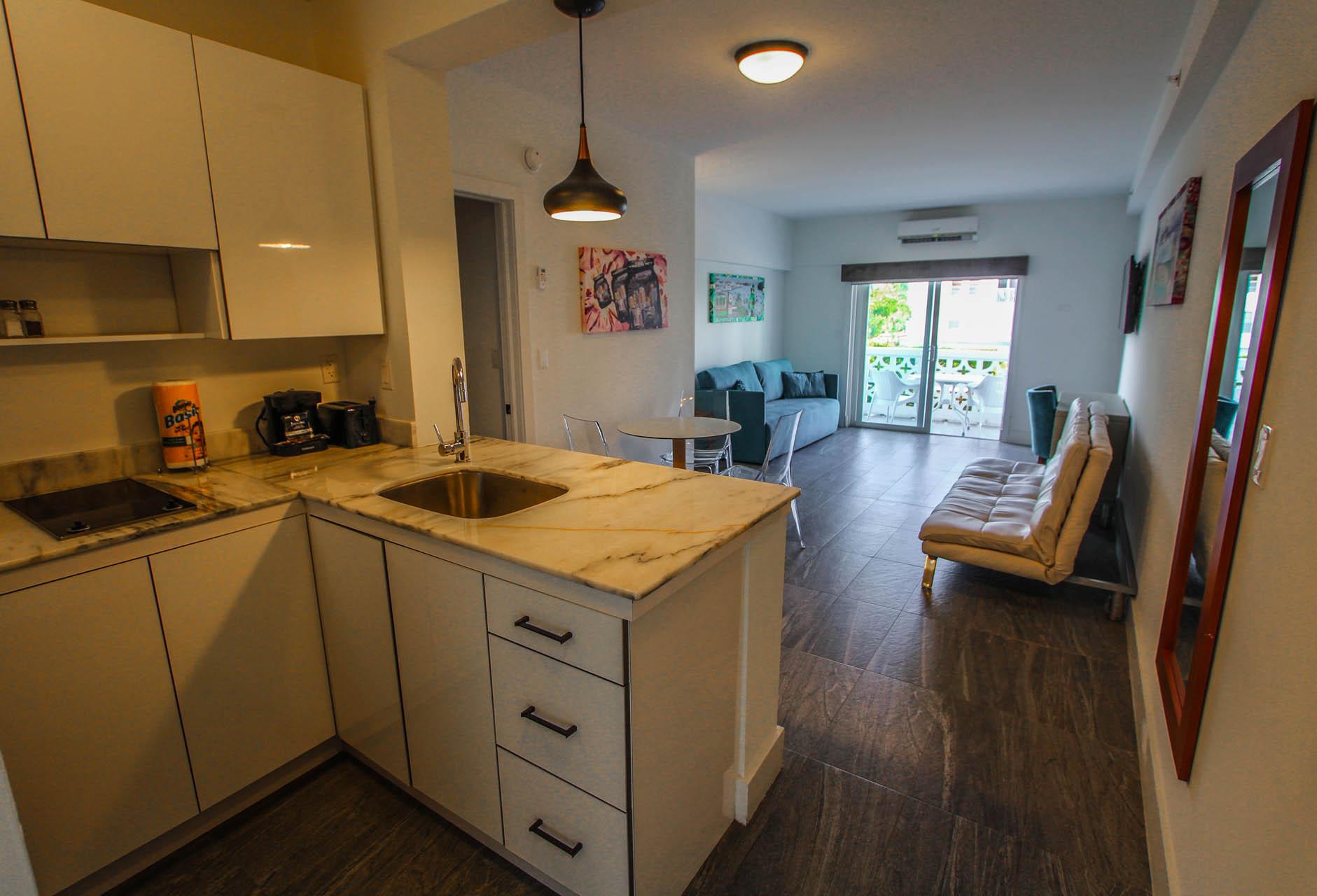 Park Royal Miami Kitchen