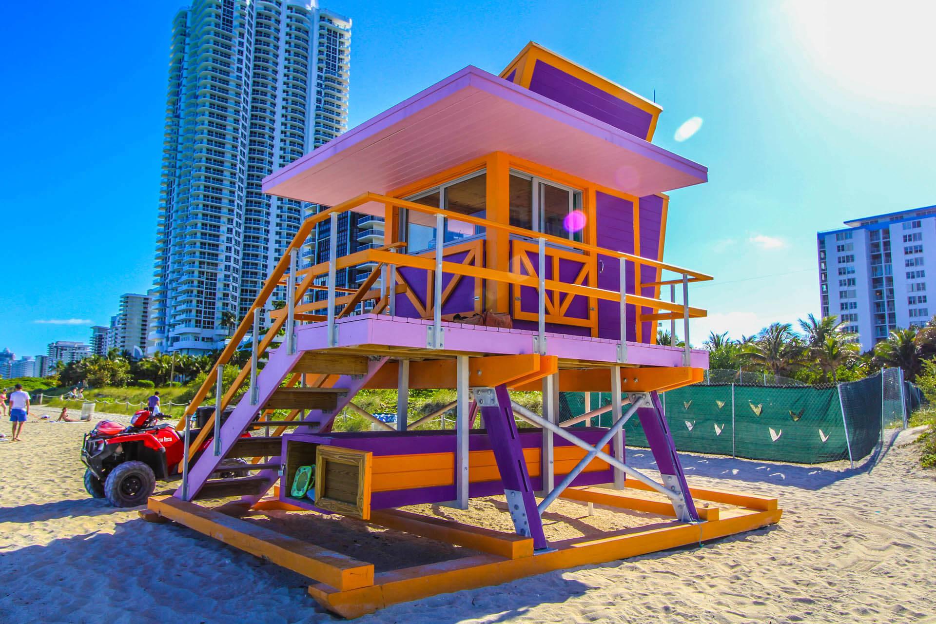 Park Royal Miami Common Area