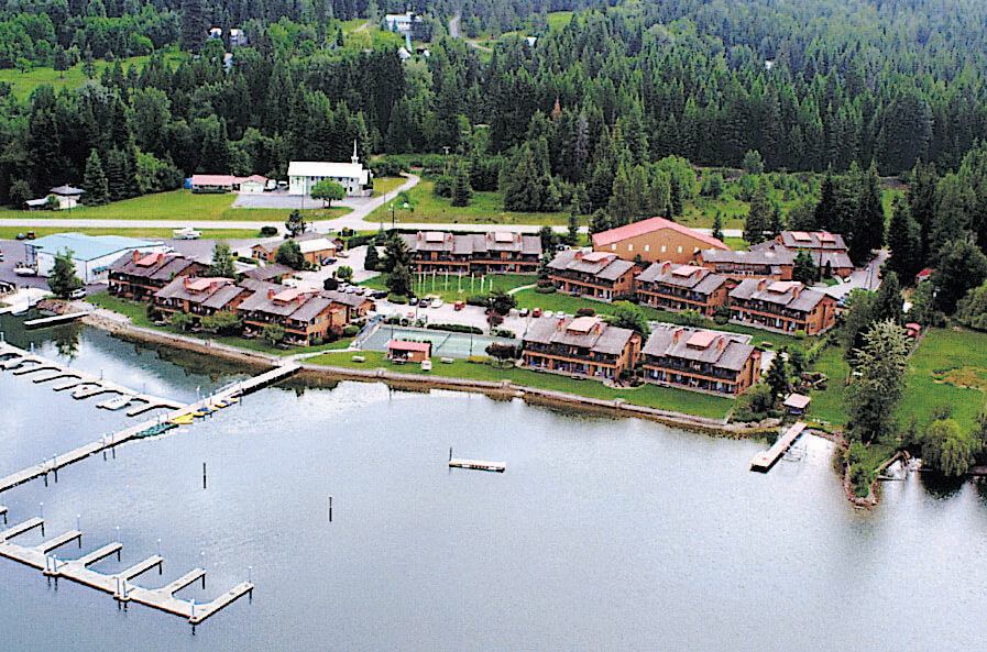 Pend Oreille Shores Resort Common Area