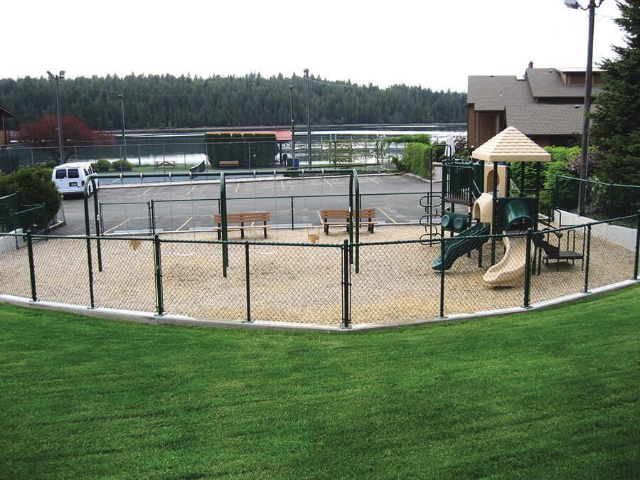 Pend Oreille Shores Resort Playground