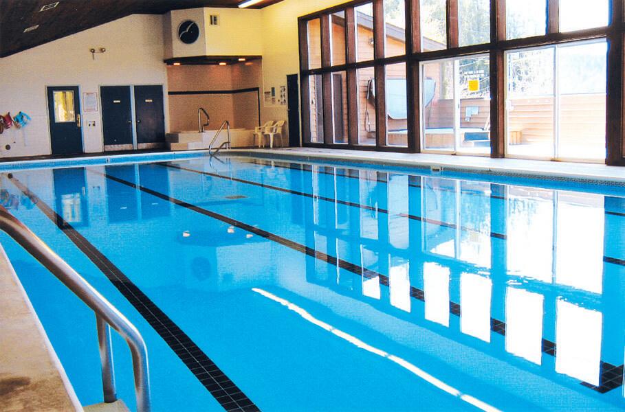 Pend Oreille Shores Resort Indoor Pool