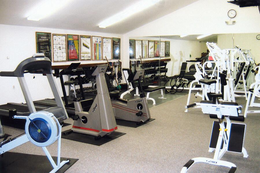 Pend Oreille Shores Resort Gym