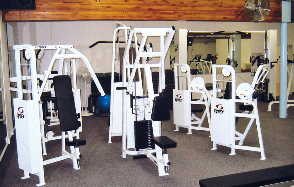 Pend Oreille Shores Resort Gym