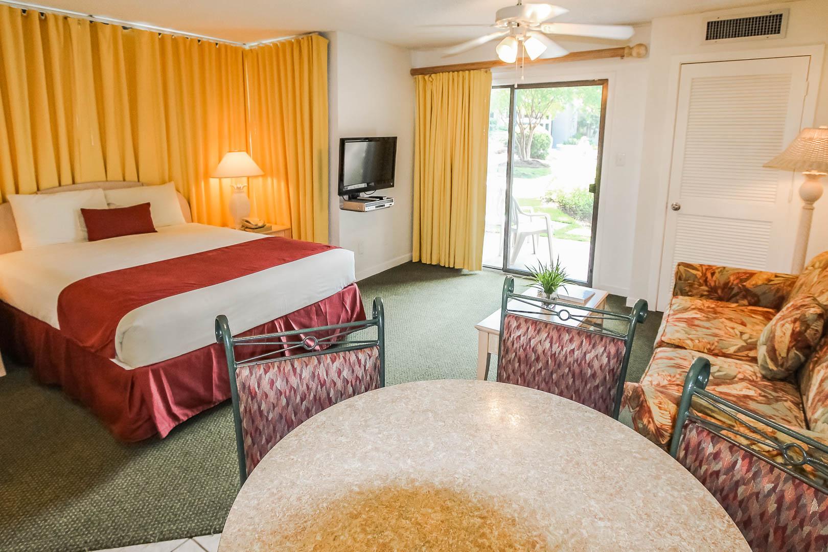 Players Club Resort Bedroom