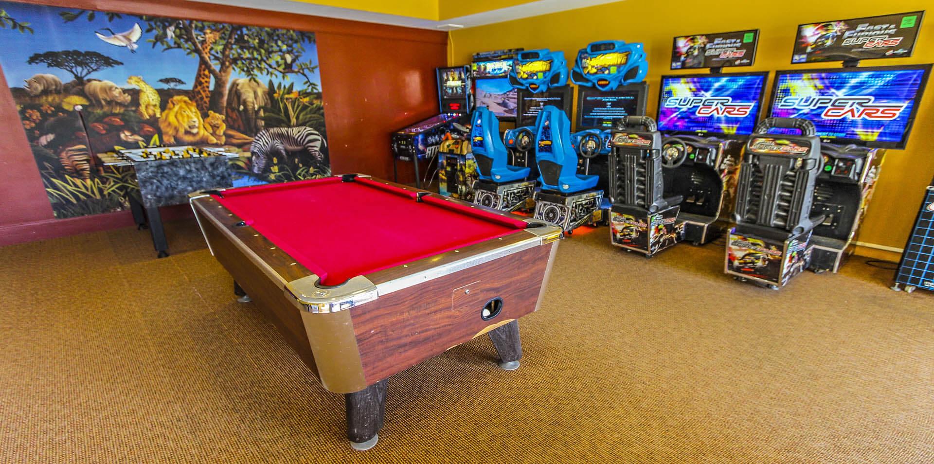 Pollard Brook Gameroom