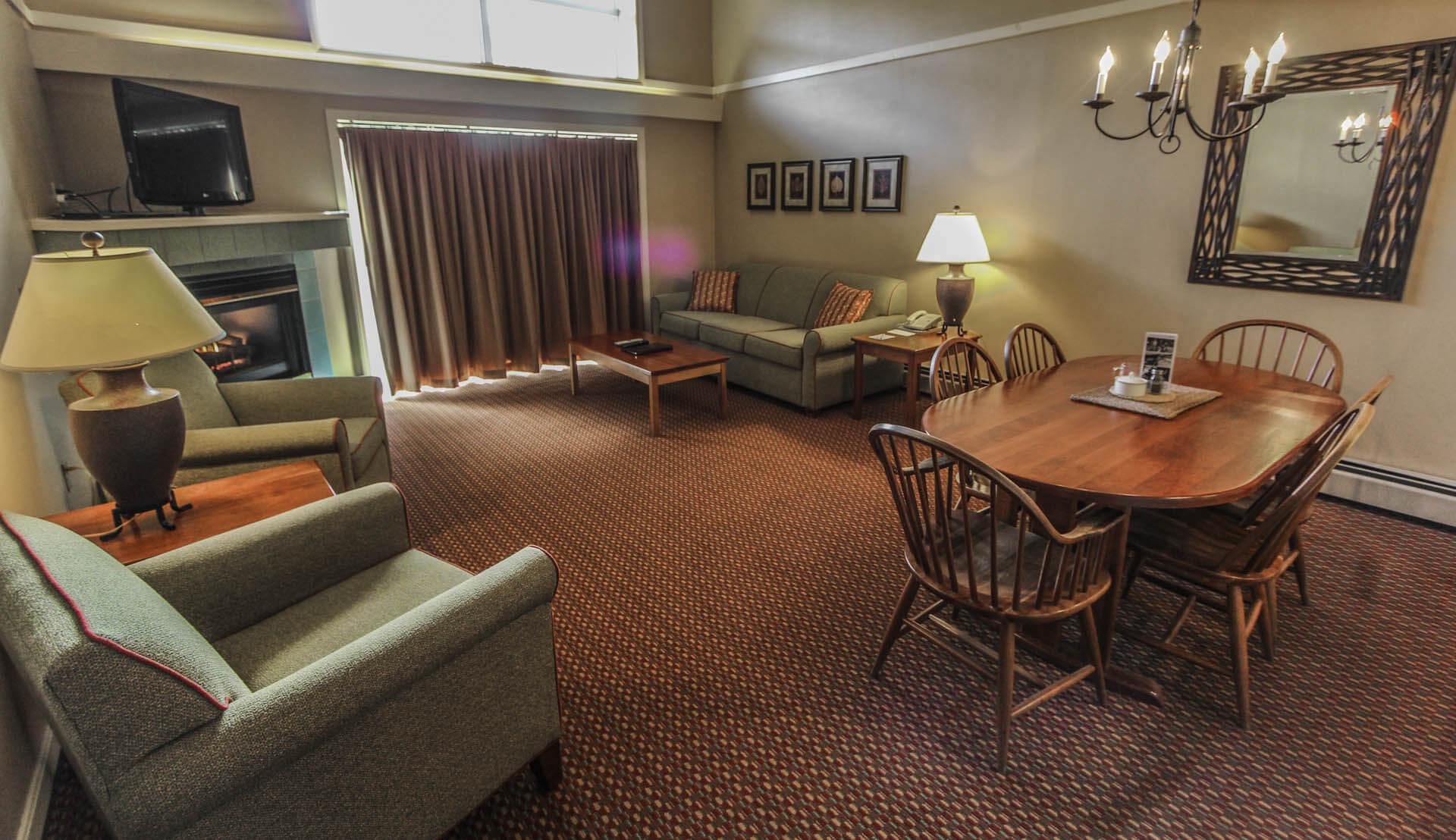 Pollard Brook Living Room
