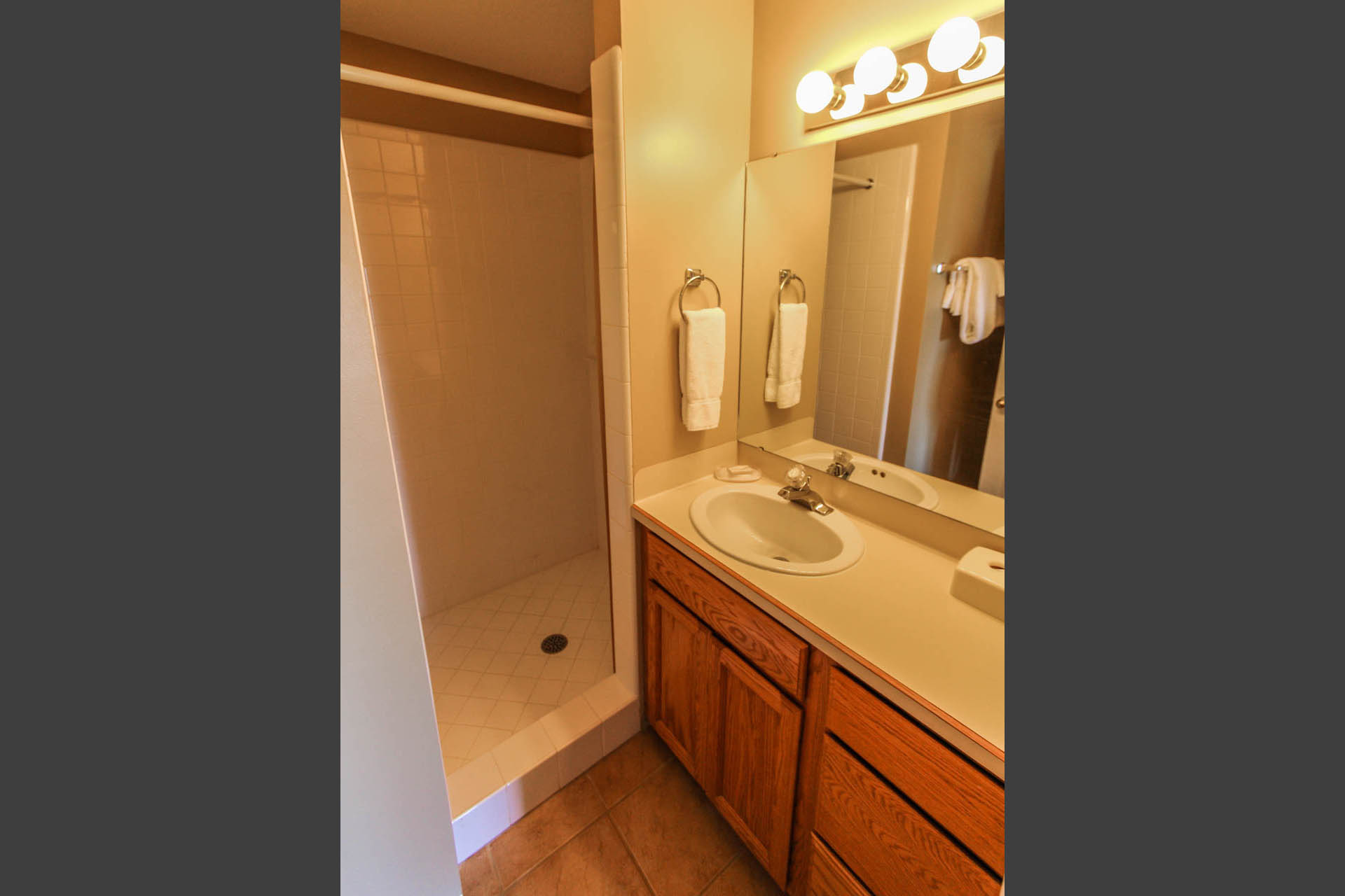 Powder Ridge Villiage Bathroom