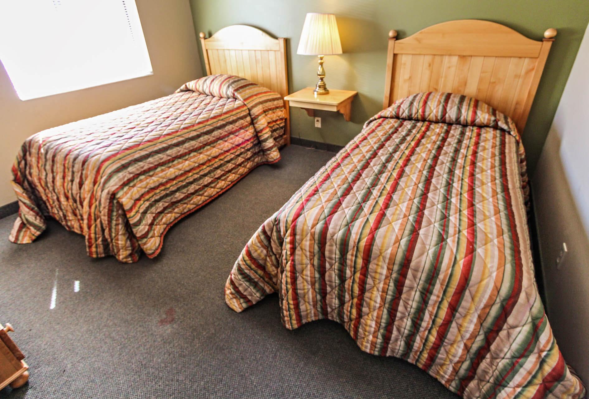 Powder Ridge Villiage Bedroom