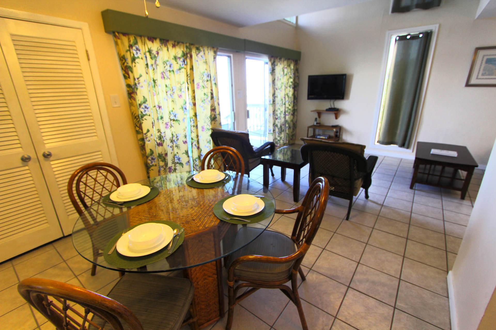 Puenta Vista Dining Room