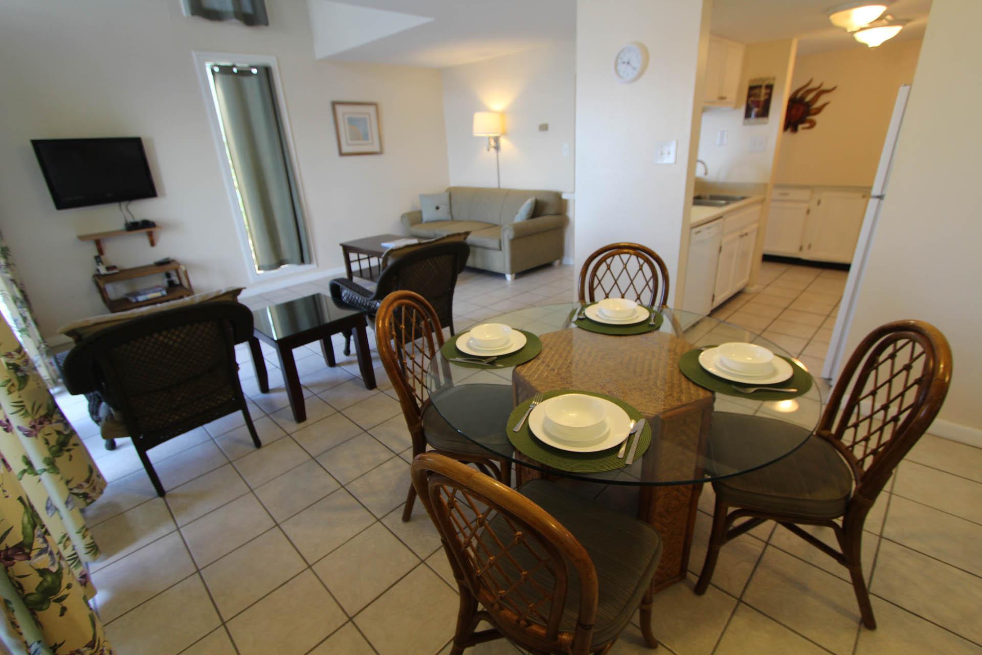 Puenta Vista Living Room