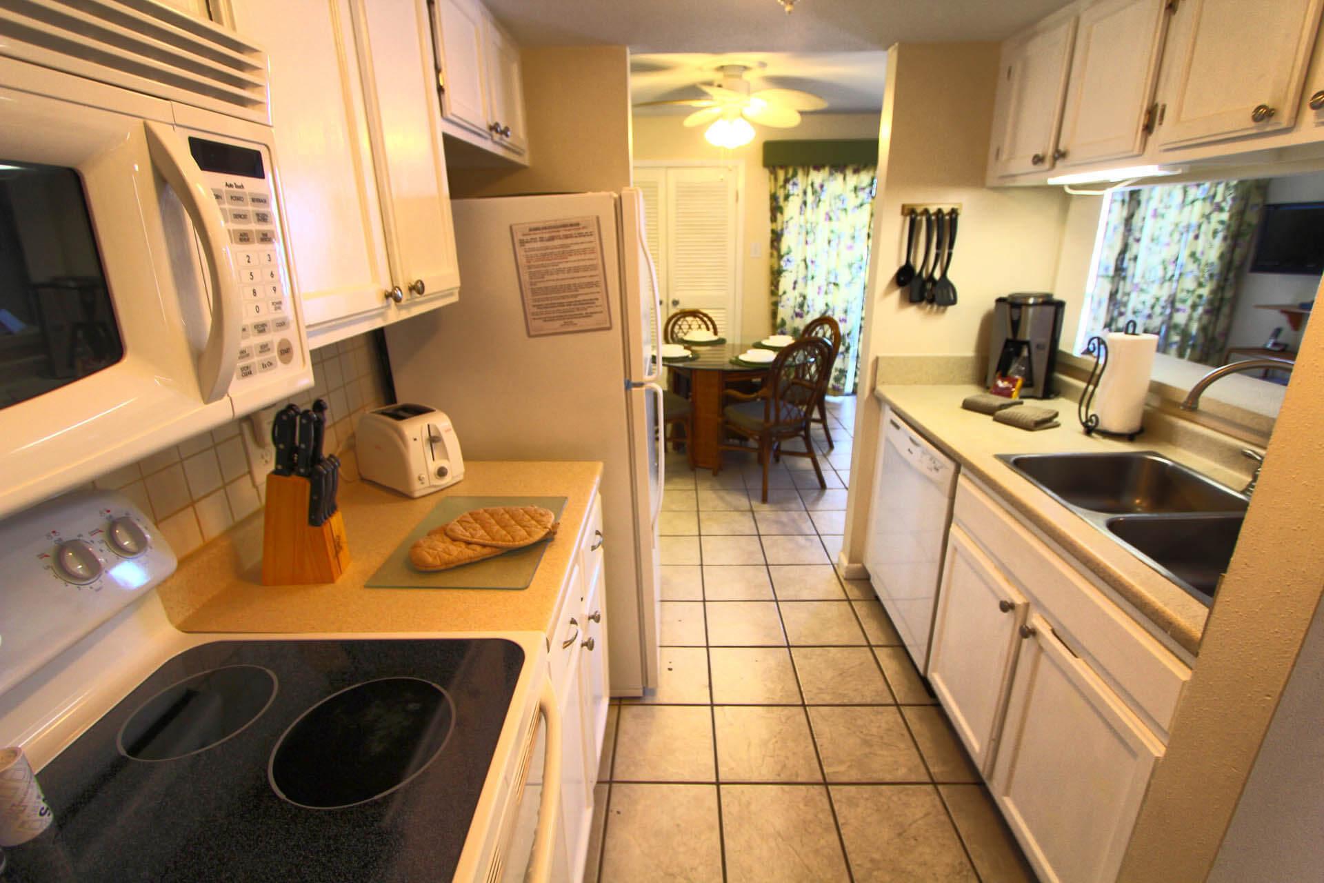 Puenta Vista Kitchen