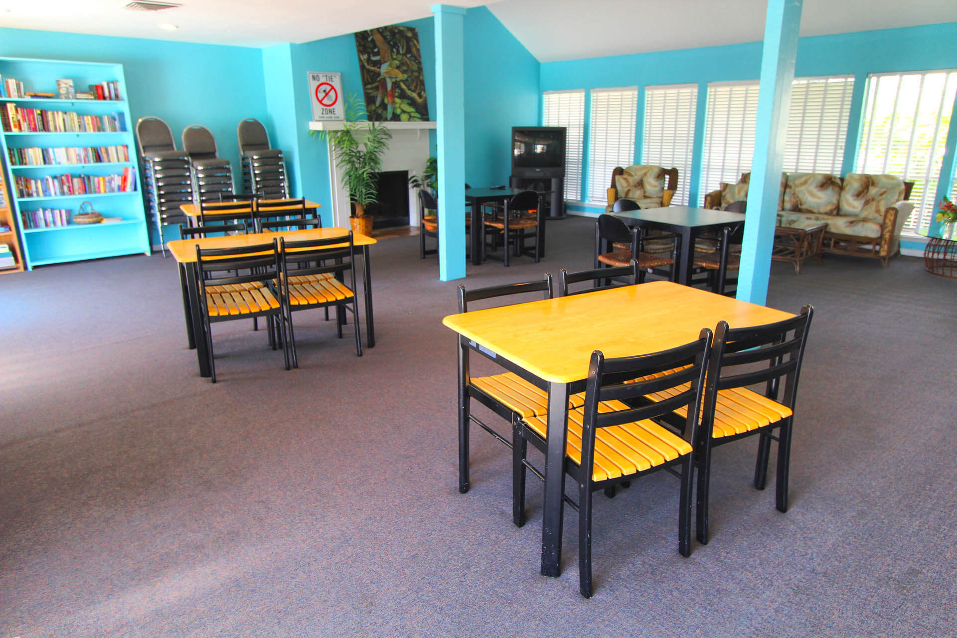Puenta Vista Activity Room