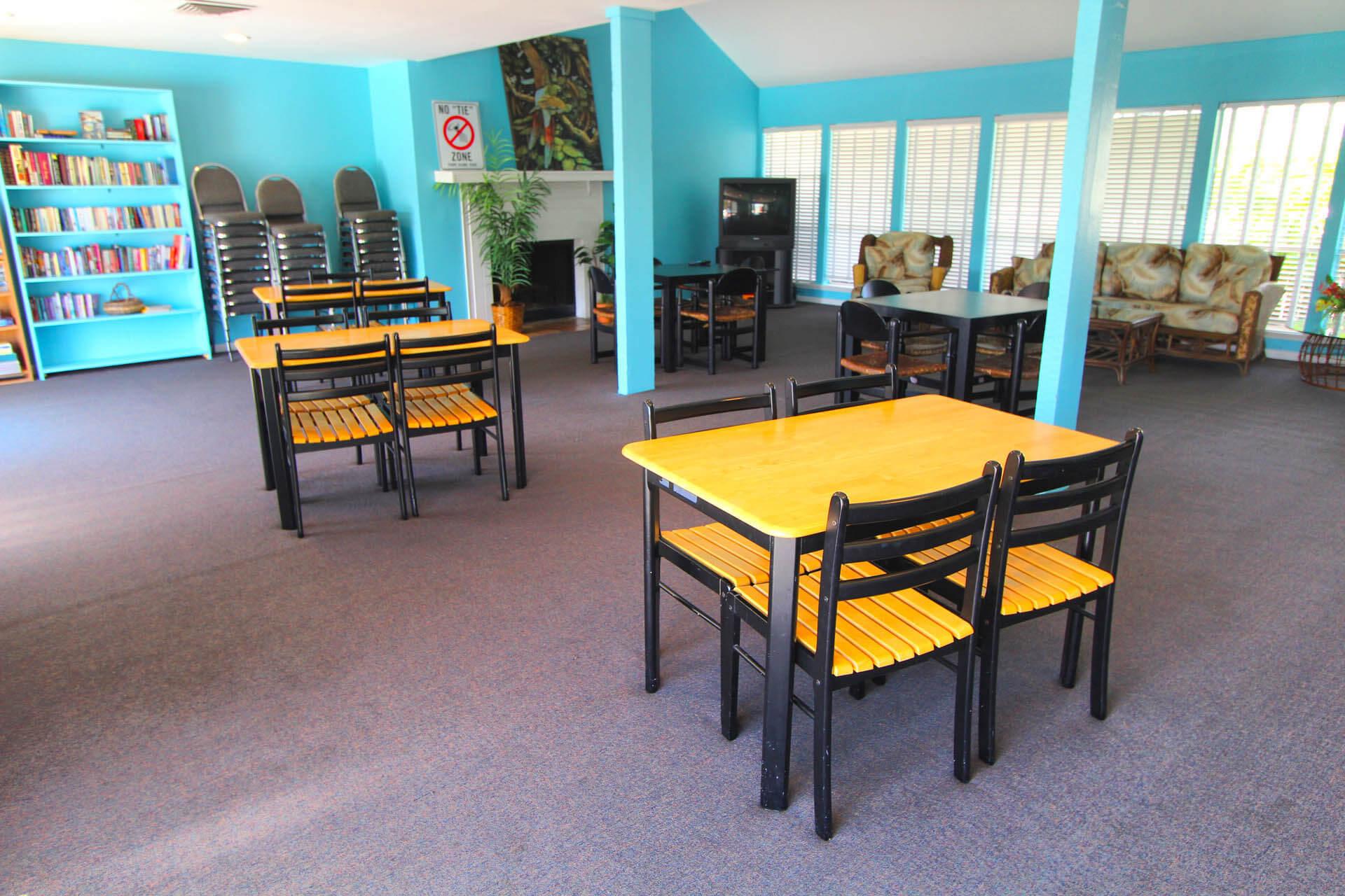 Puenta Vista Activity Room