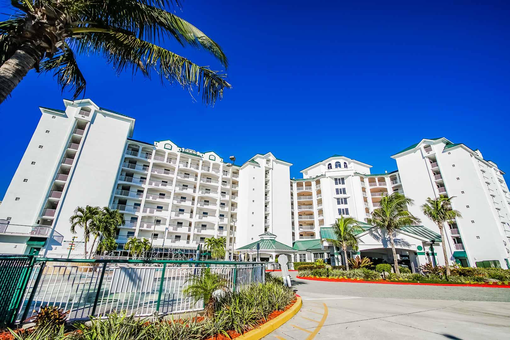 Resort On Cocoa Beach Balcony