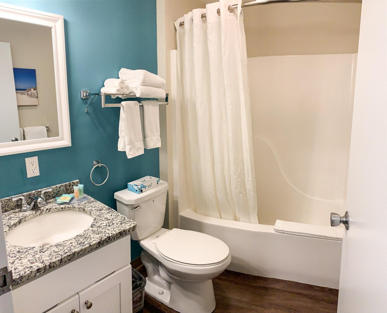 Riverview Resort Bathroom