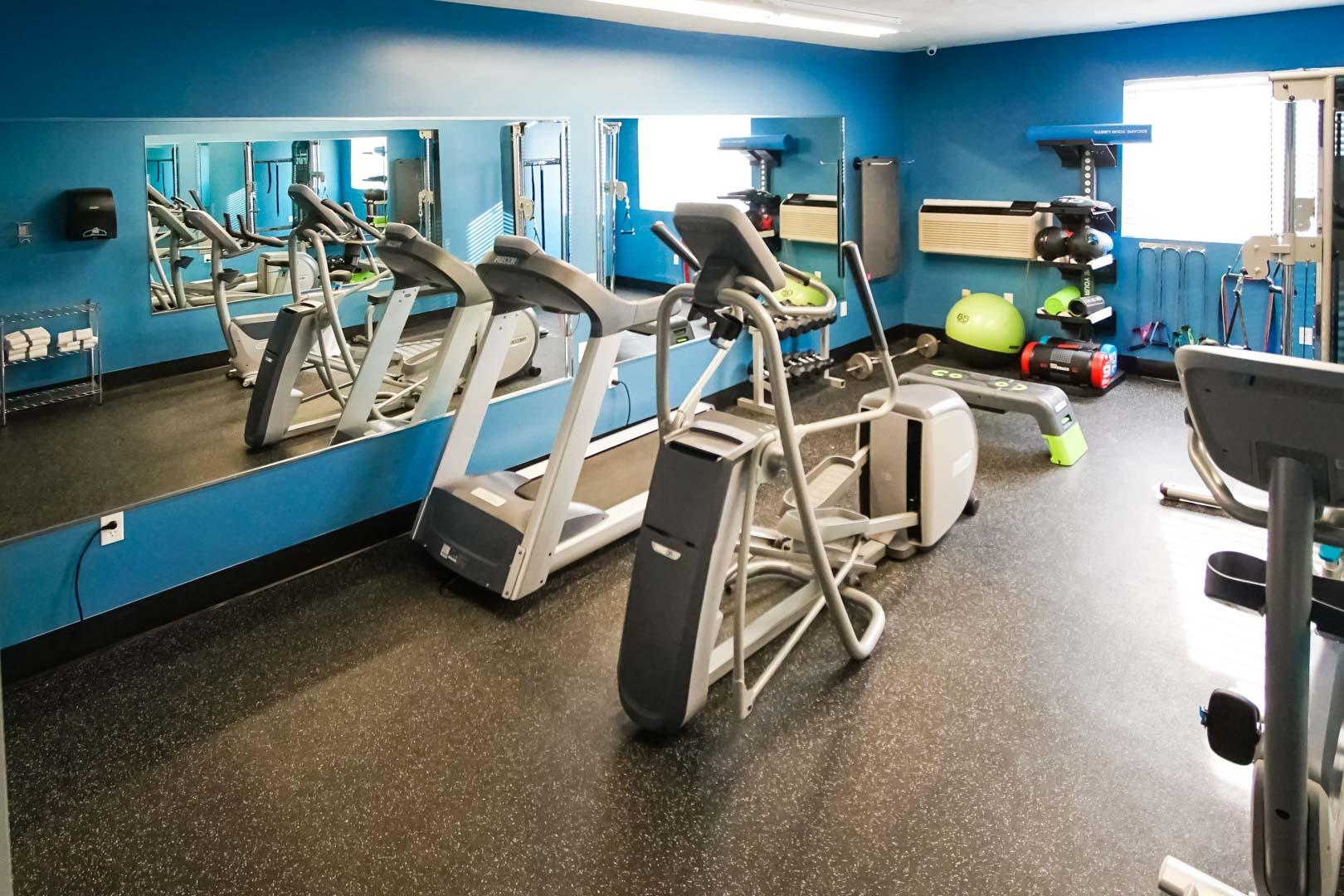Riverview Resort Activity Room