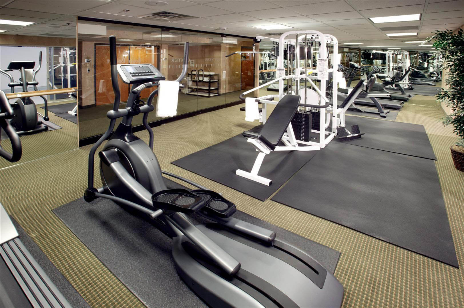 Royal Vacation Suites Gym