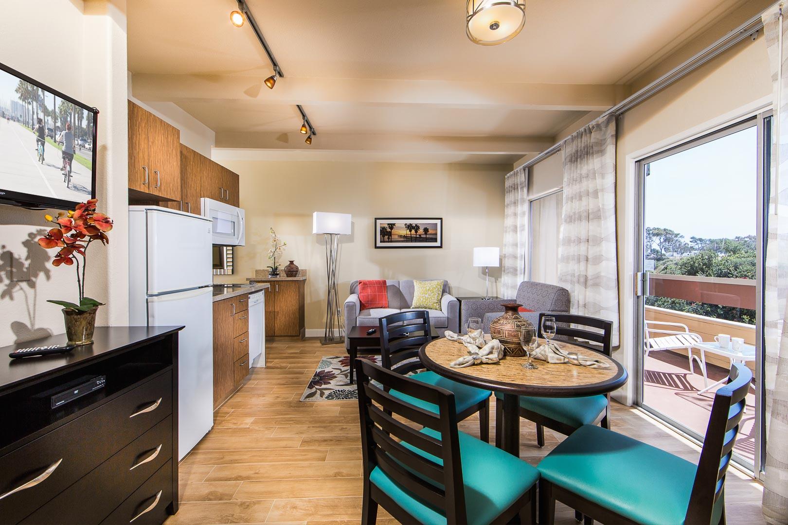 San Clemente Inn Living Room