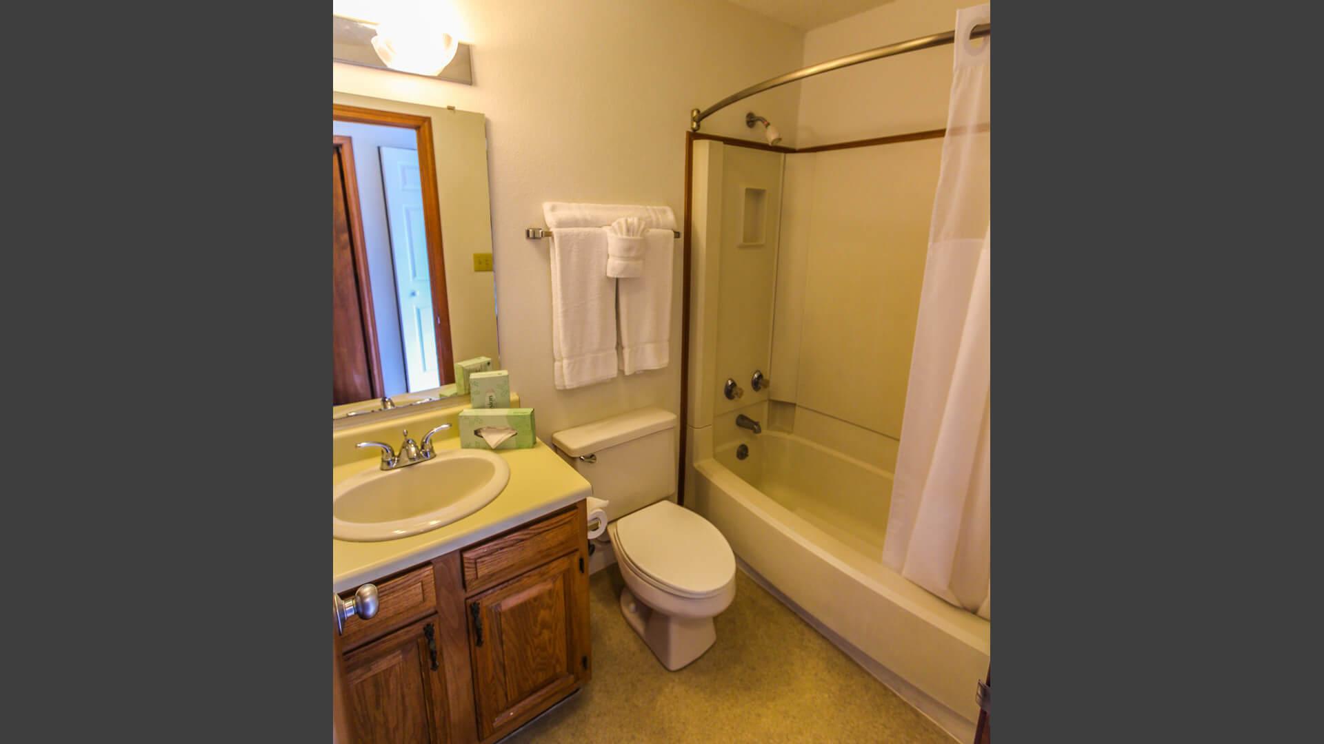 Sandcastle Cove Bathroom