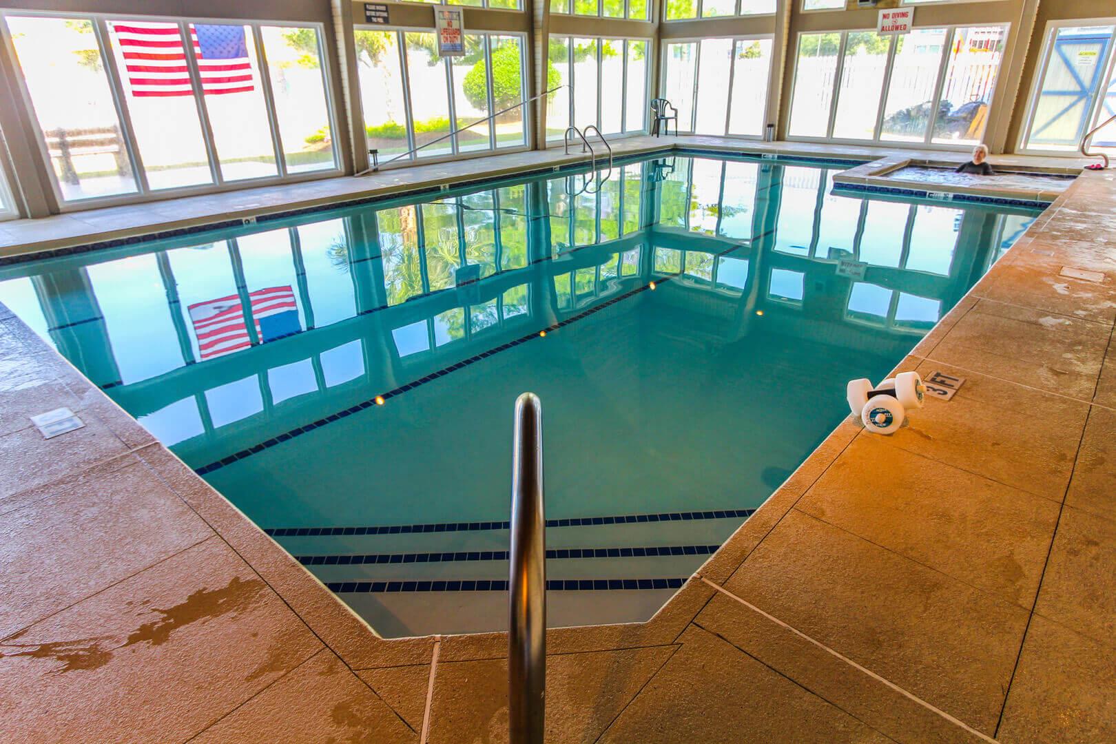 Sandcastle Cove Indoor Pool