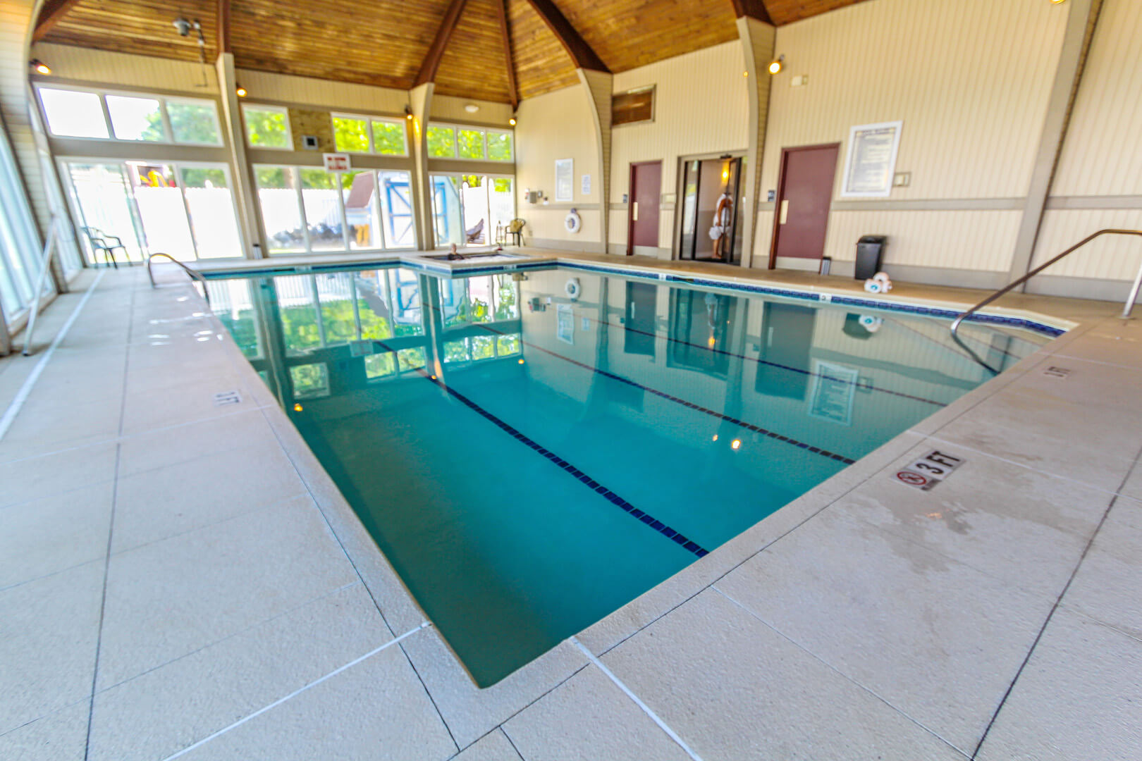 Sandcastle Cove Indoor Pool