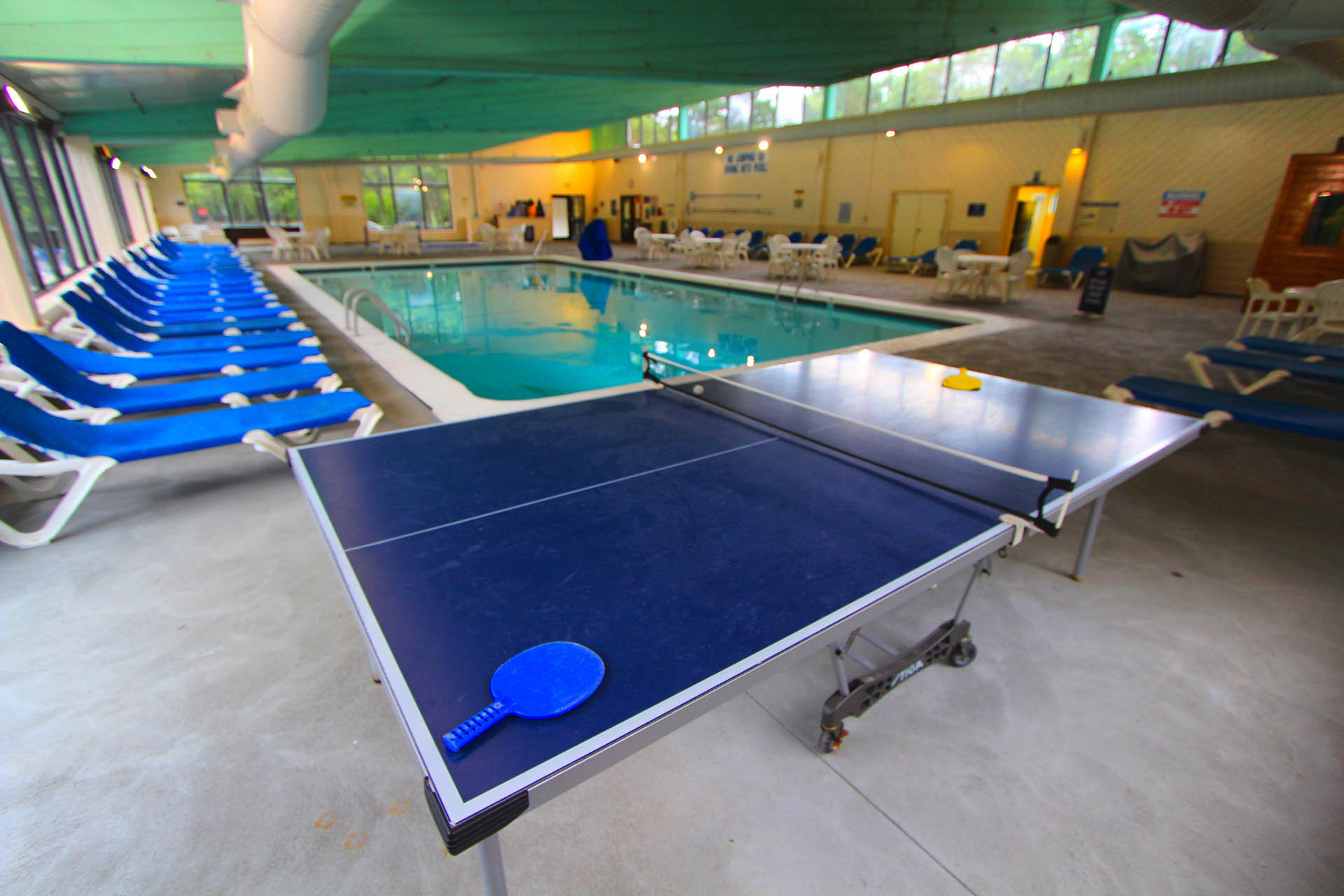 Seamist Resort Indoor Pool