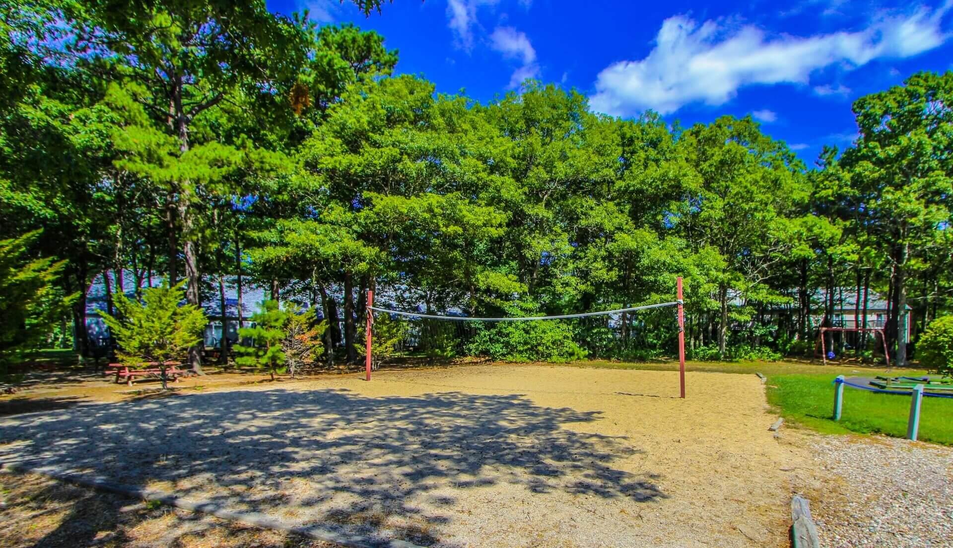 Seamist Resort Common Area