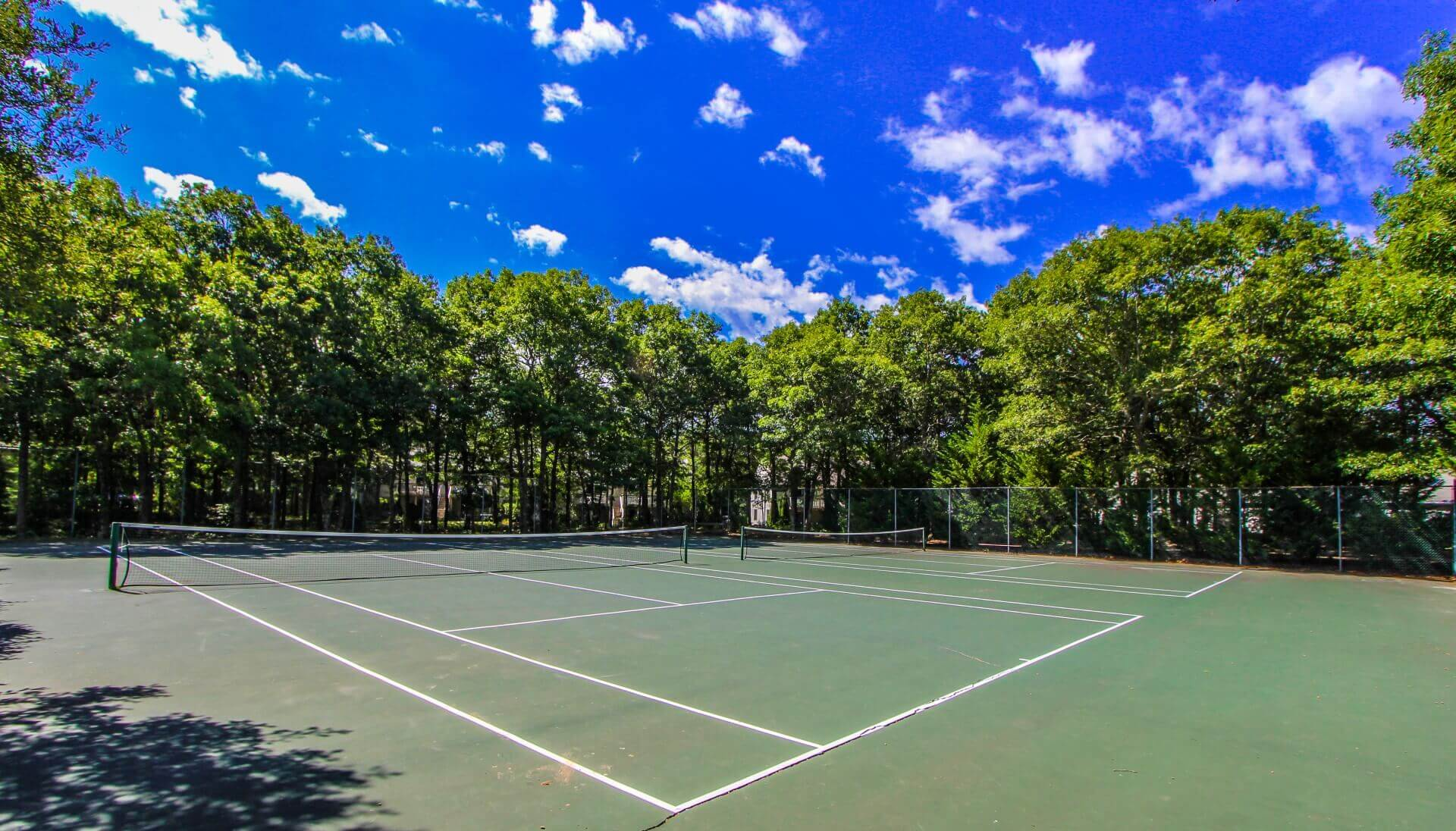 Seamist Resort Tennis Court