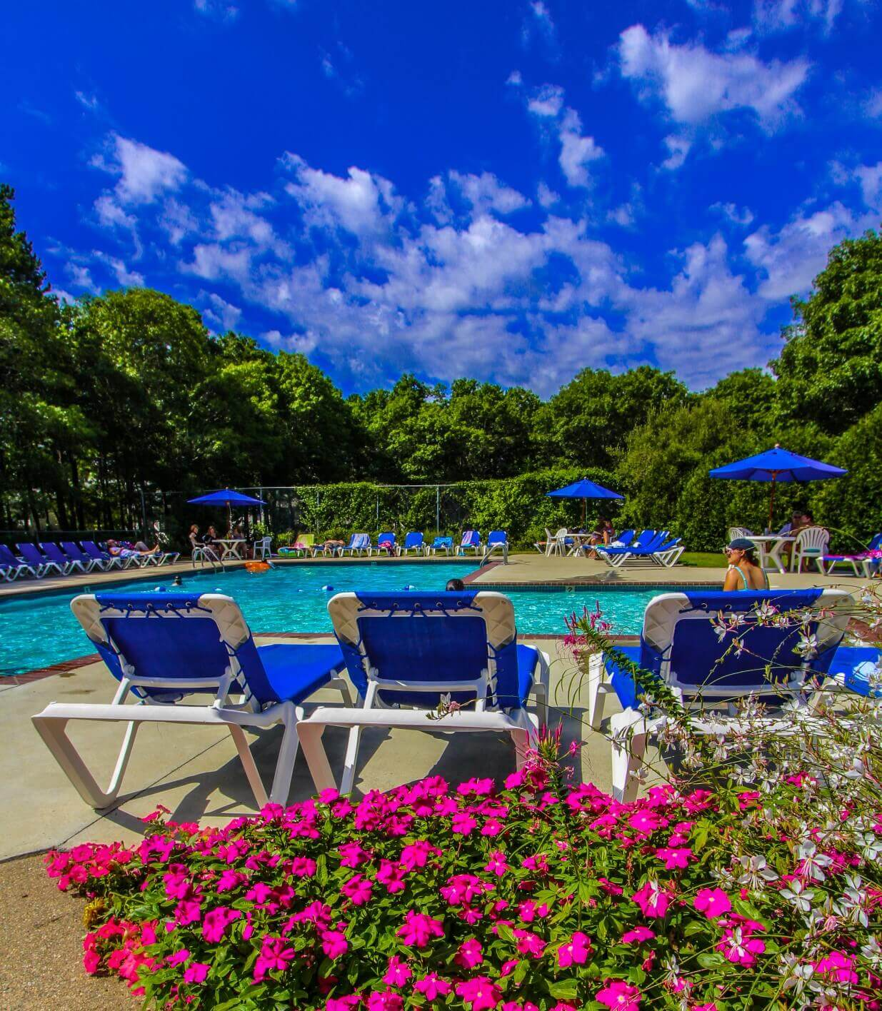 Seamist Resort Pool