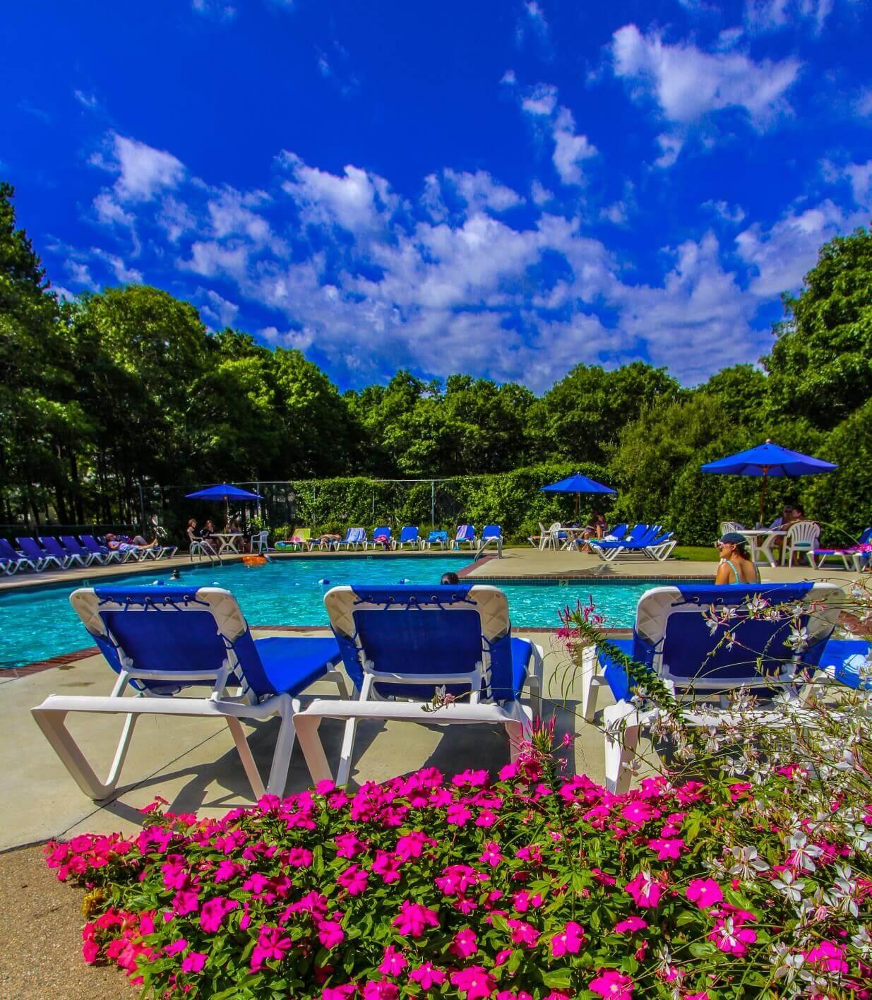 Seamist Resort Pool