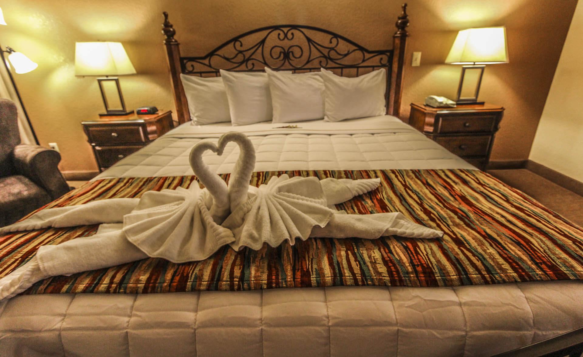 Sedona Springs Resort Bedroom