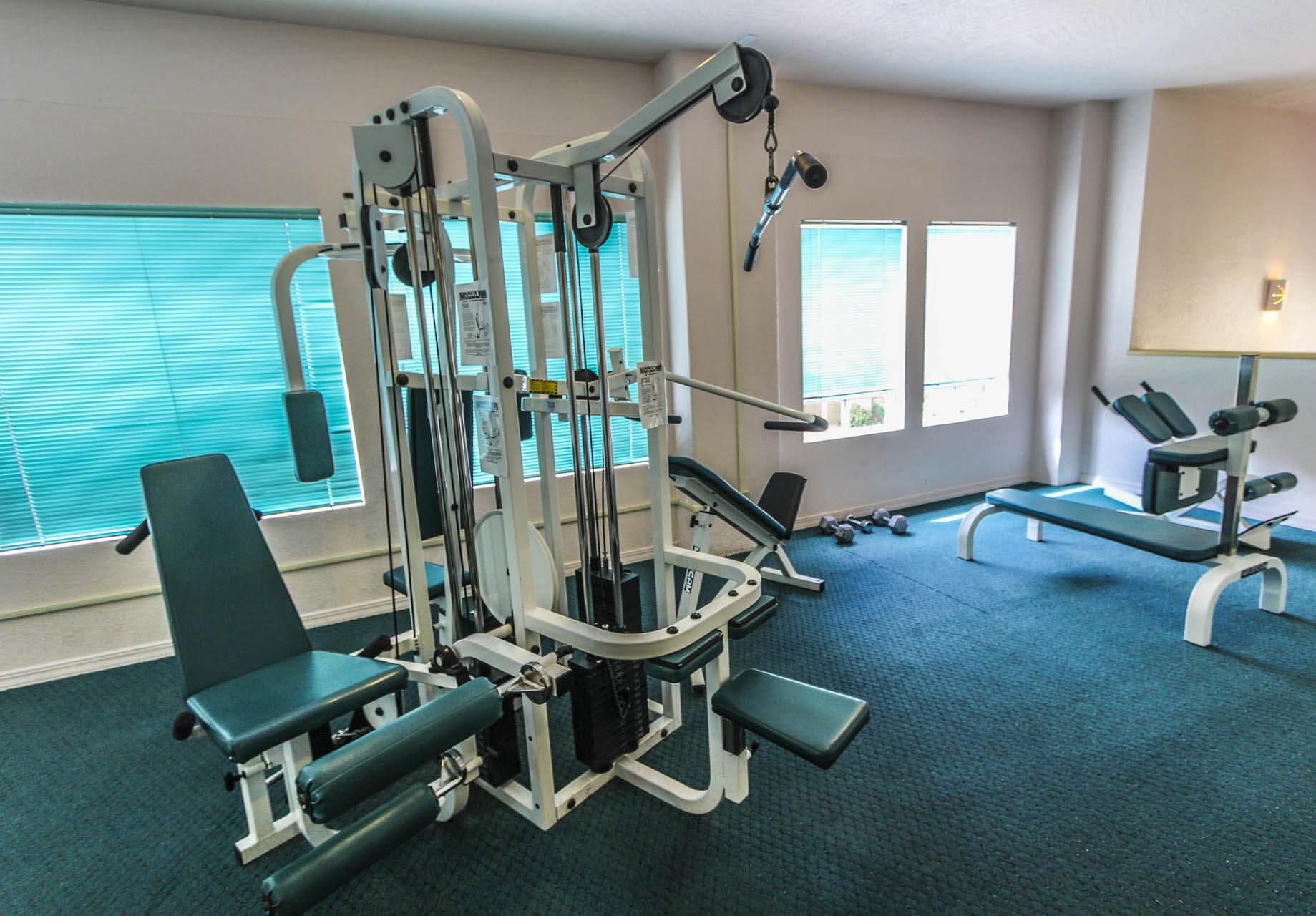 Sedona Springs Resort Gym