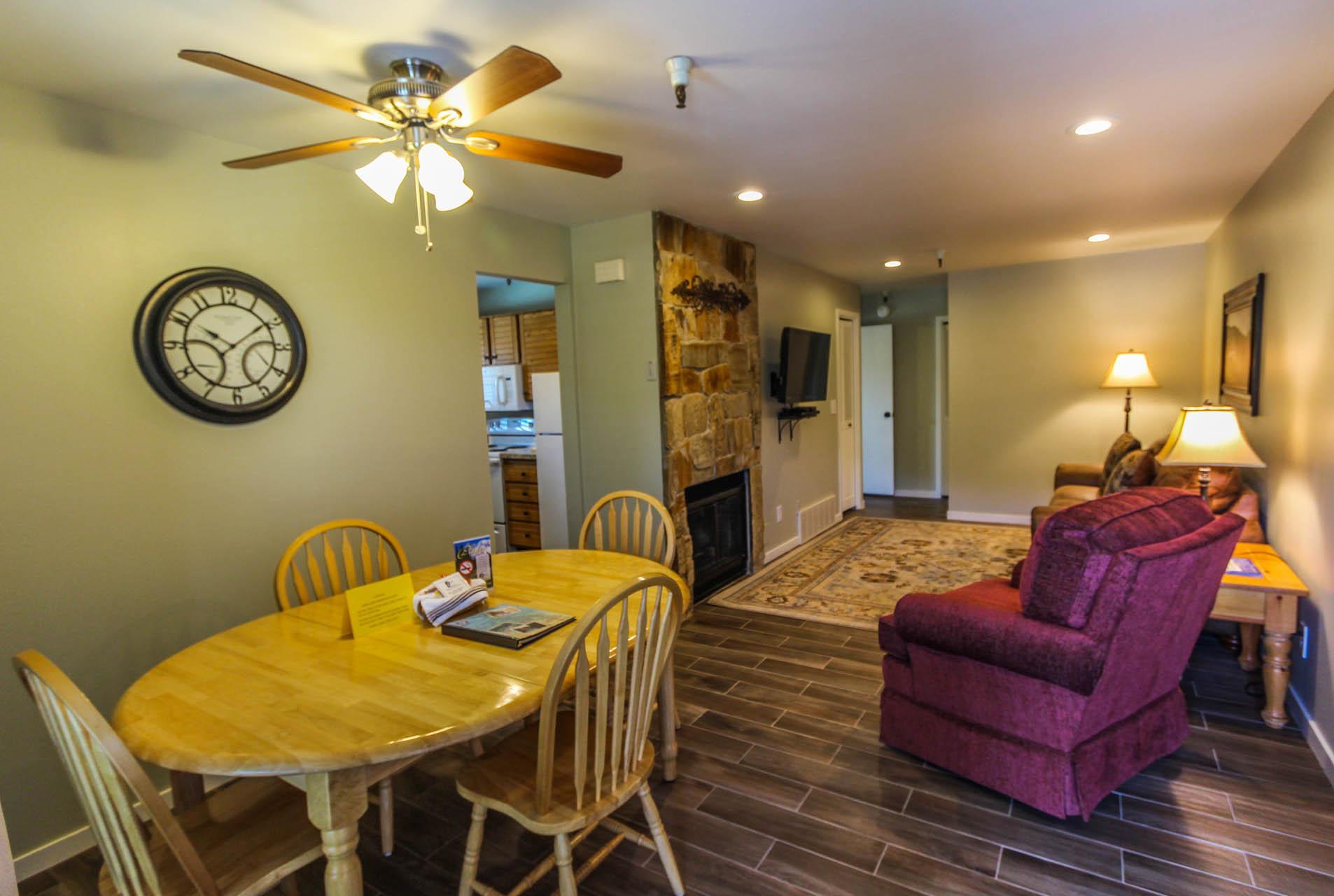 Skiers Lodge Living Room