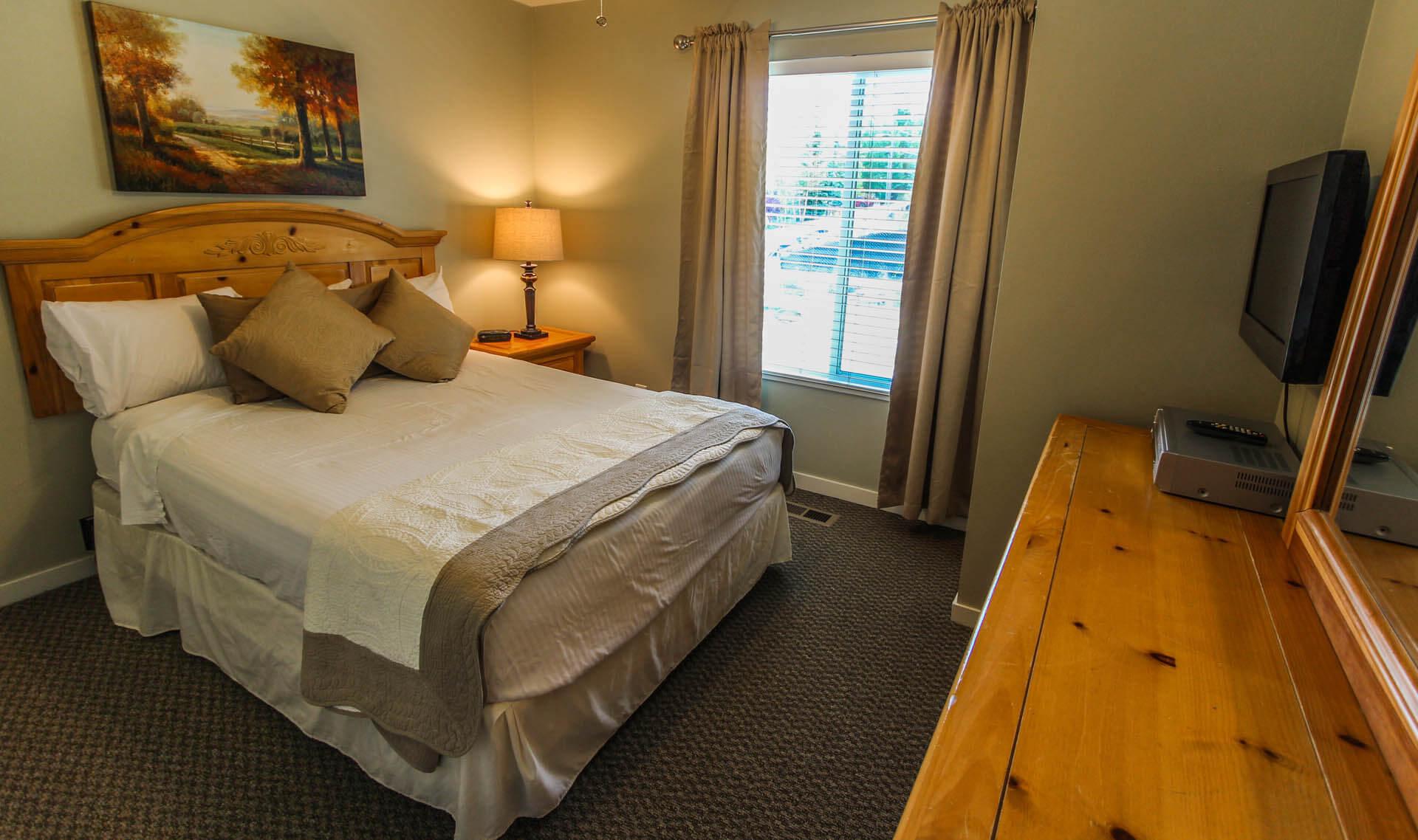 Skiers Lodge Bedroom
