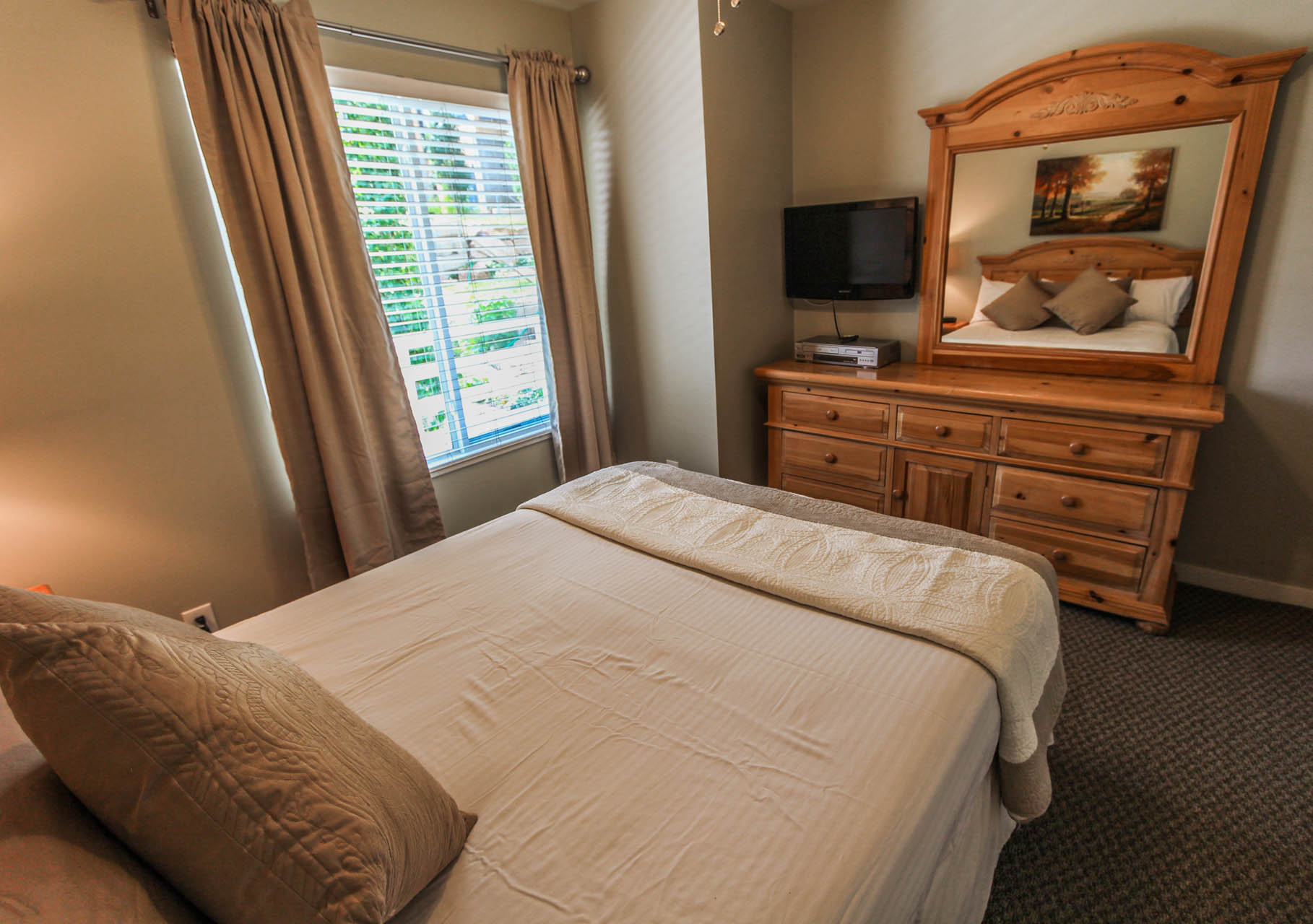 Skiers Lodge Bedroom