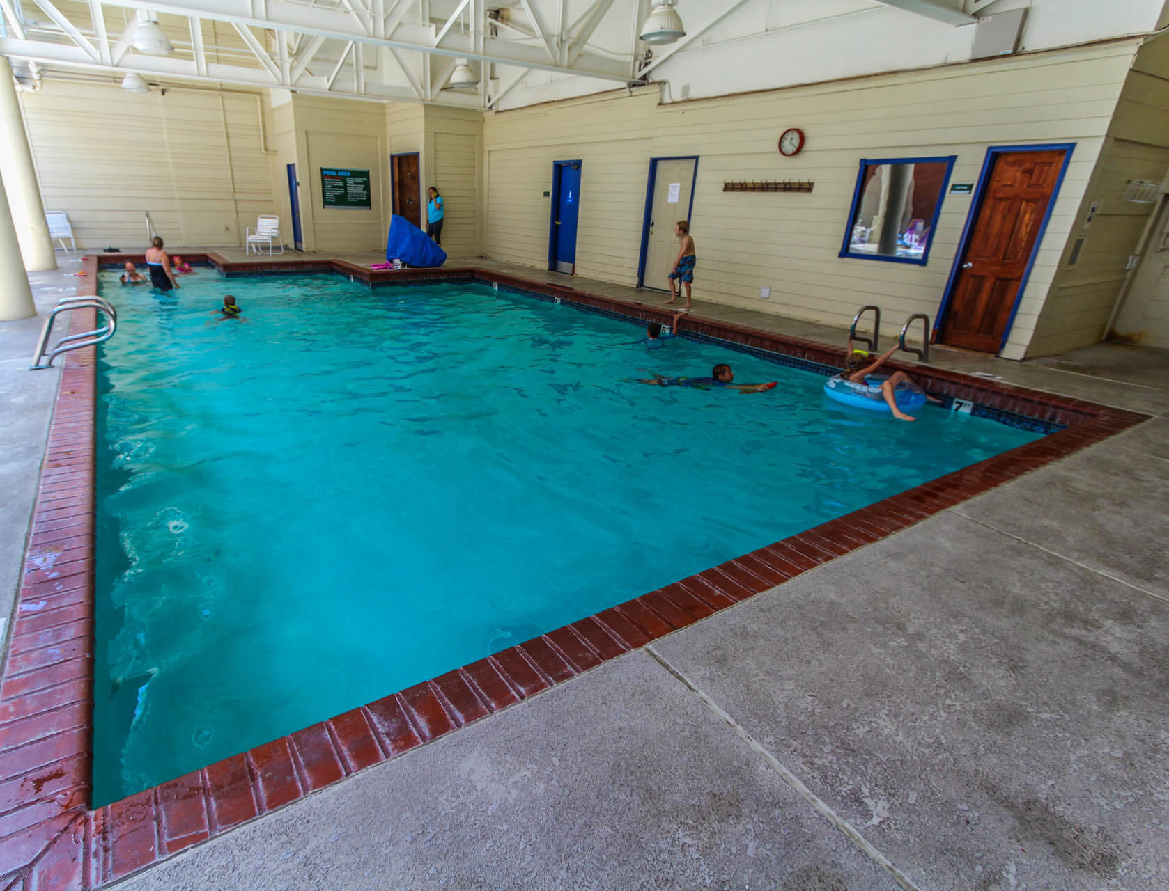Skiers Lodge Indoor Pool