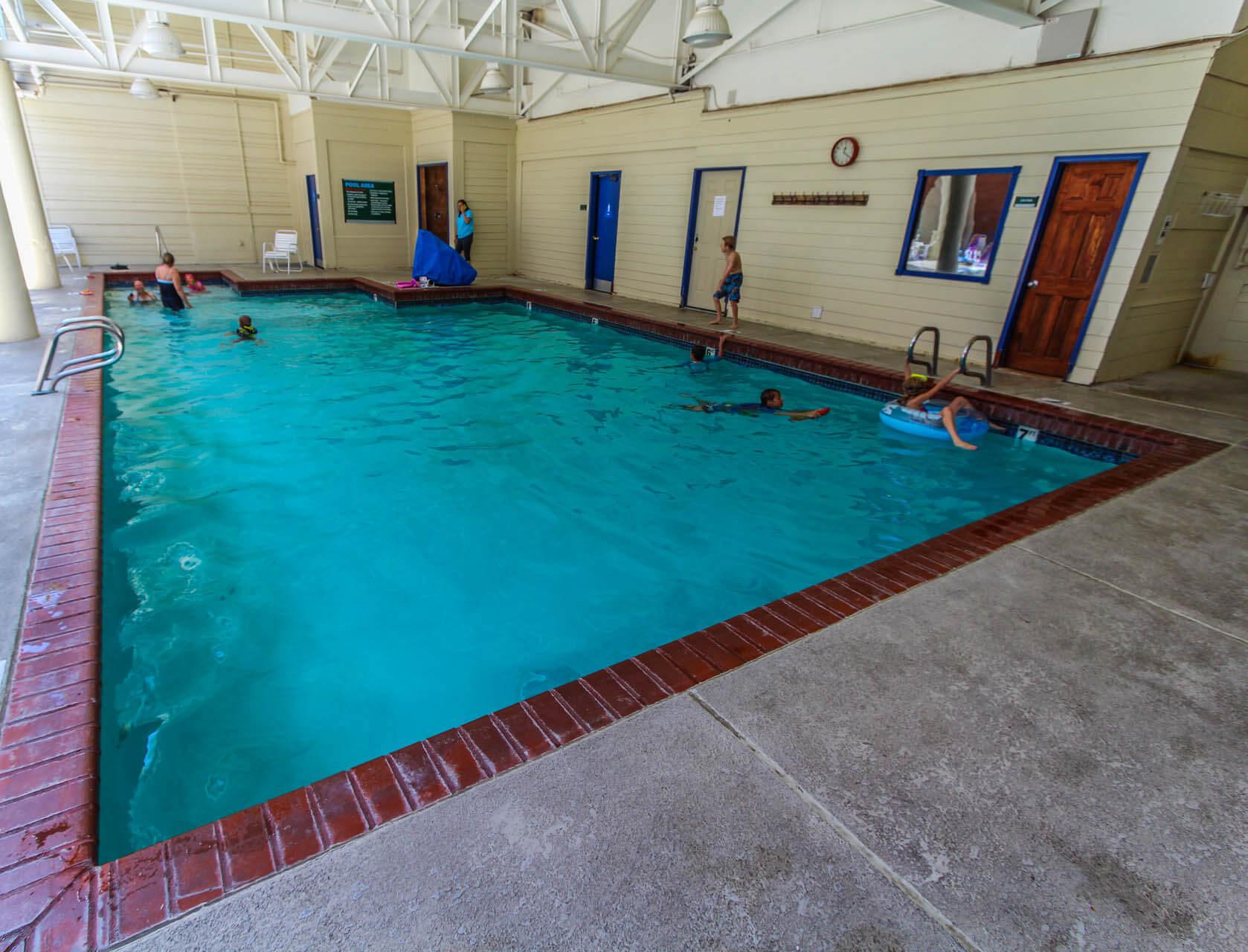 Skiers Lodge Indoor Pool