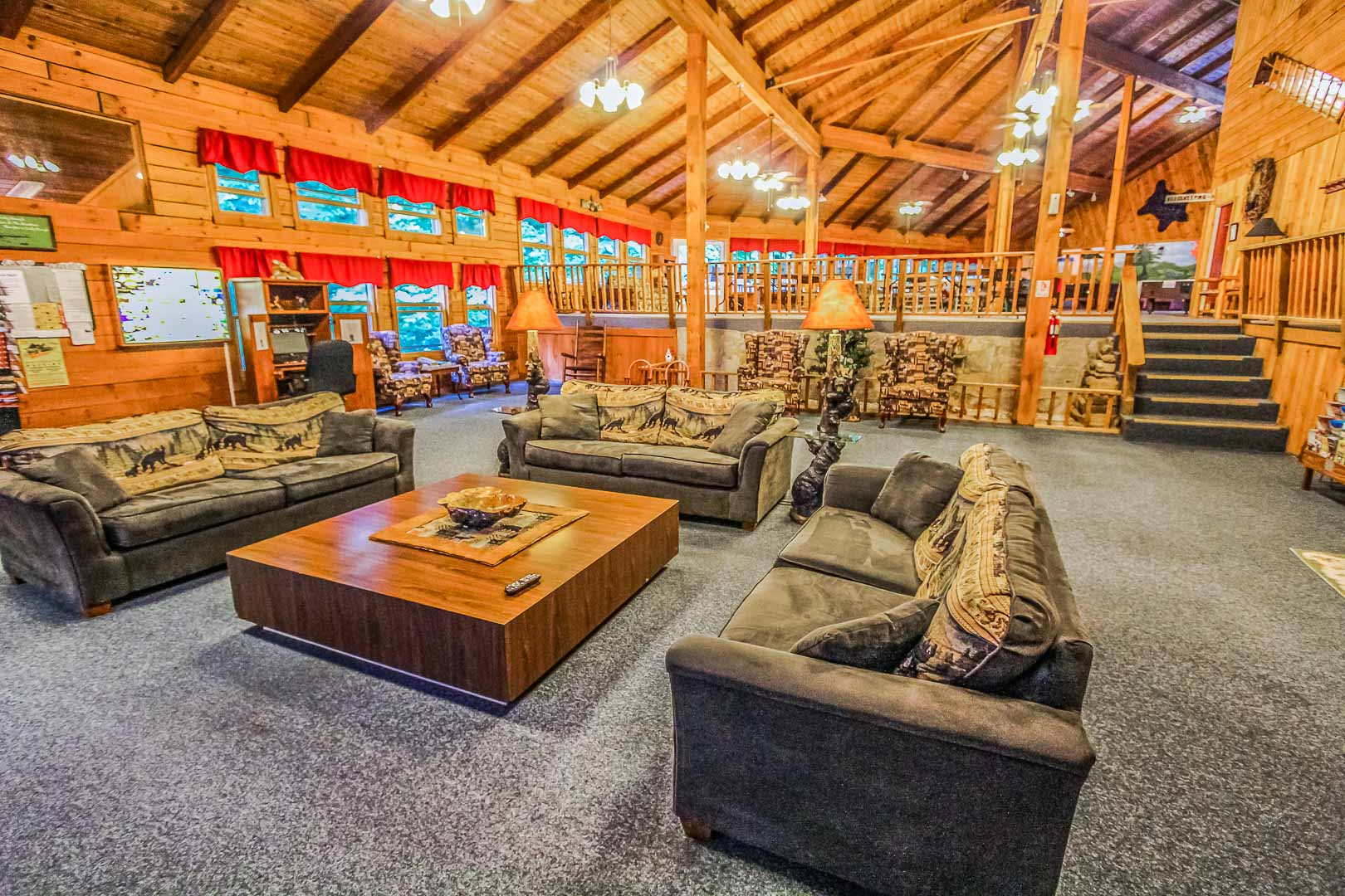 Smoketree Lodge Gym