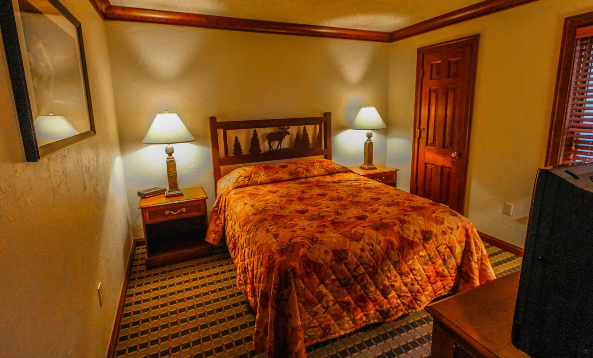 Sunburst Resort Bedroom