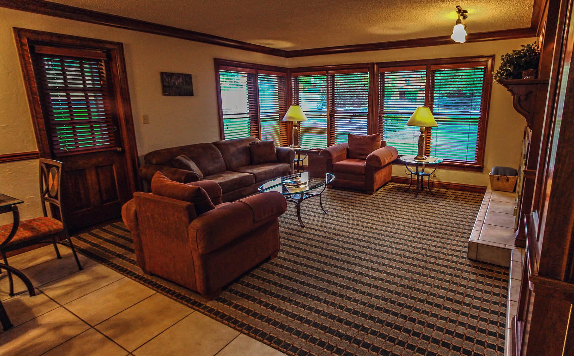 Sunburst Resort Living Room