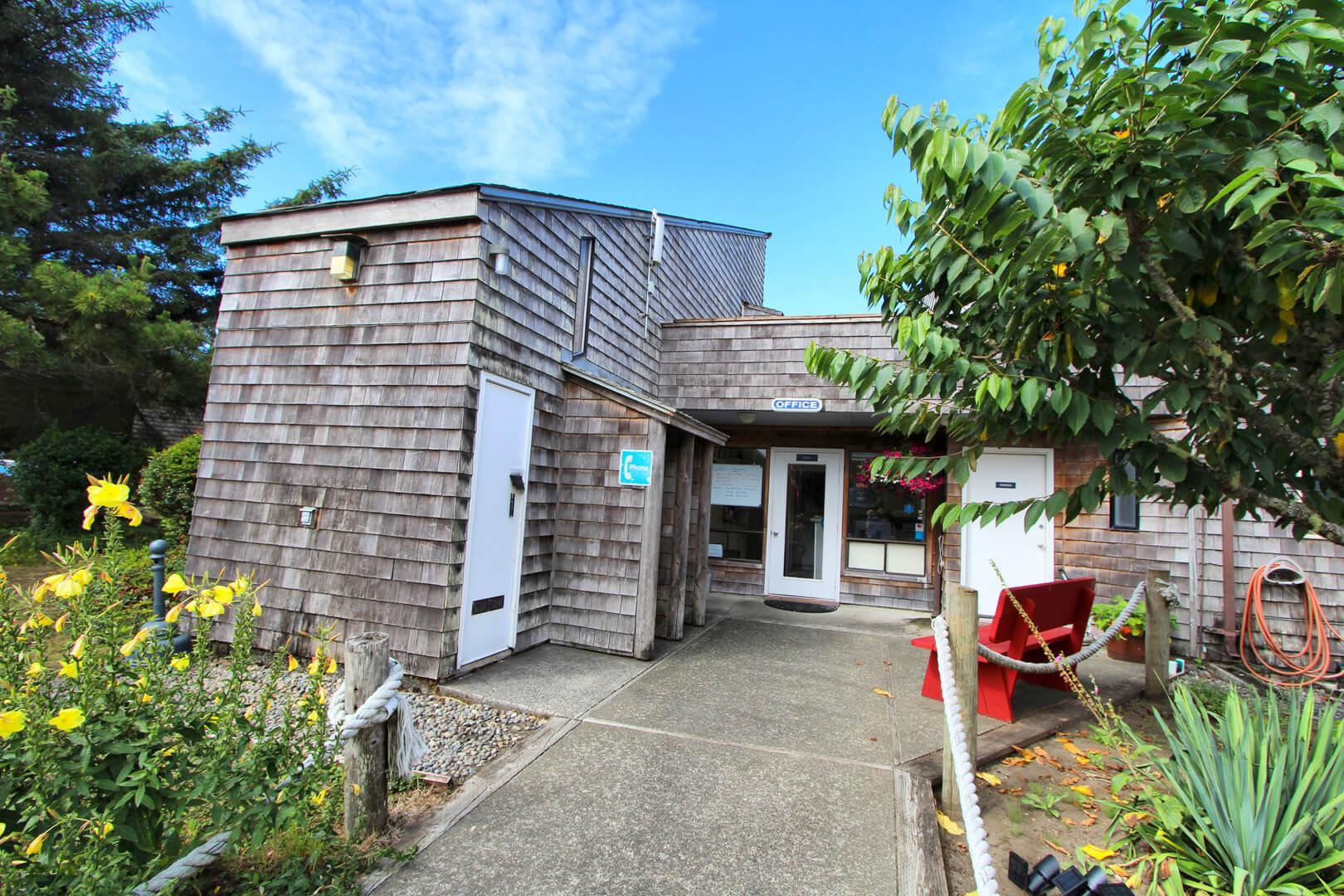 Surfcrest Condominiums Kitchen