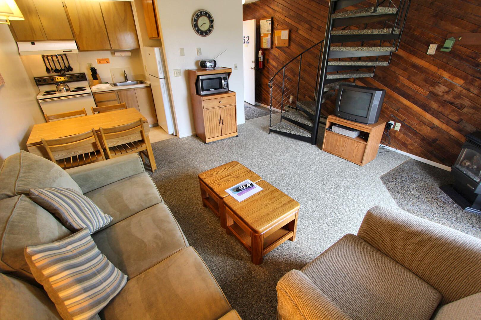 Surfcrest Condominiums Common Area