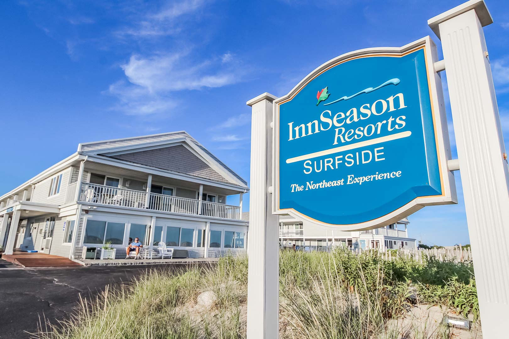 Surfside Resort Signage