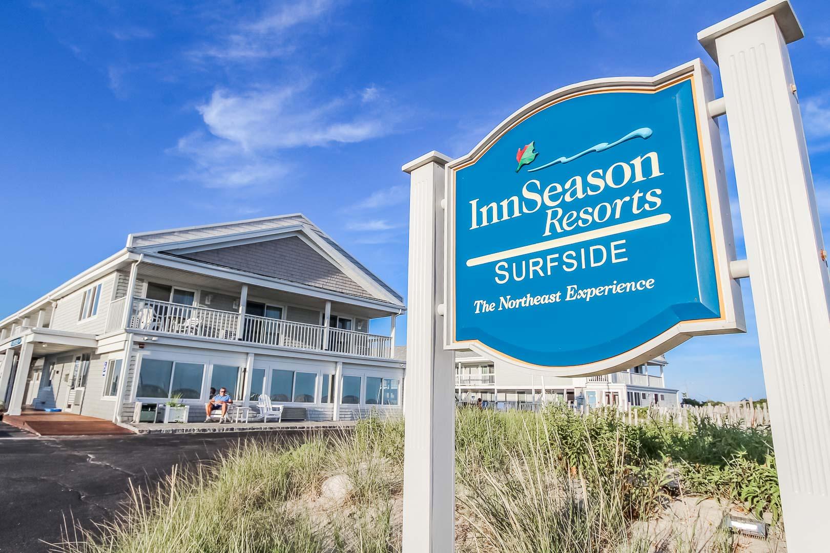 Surfside Resort Signage