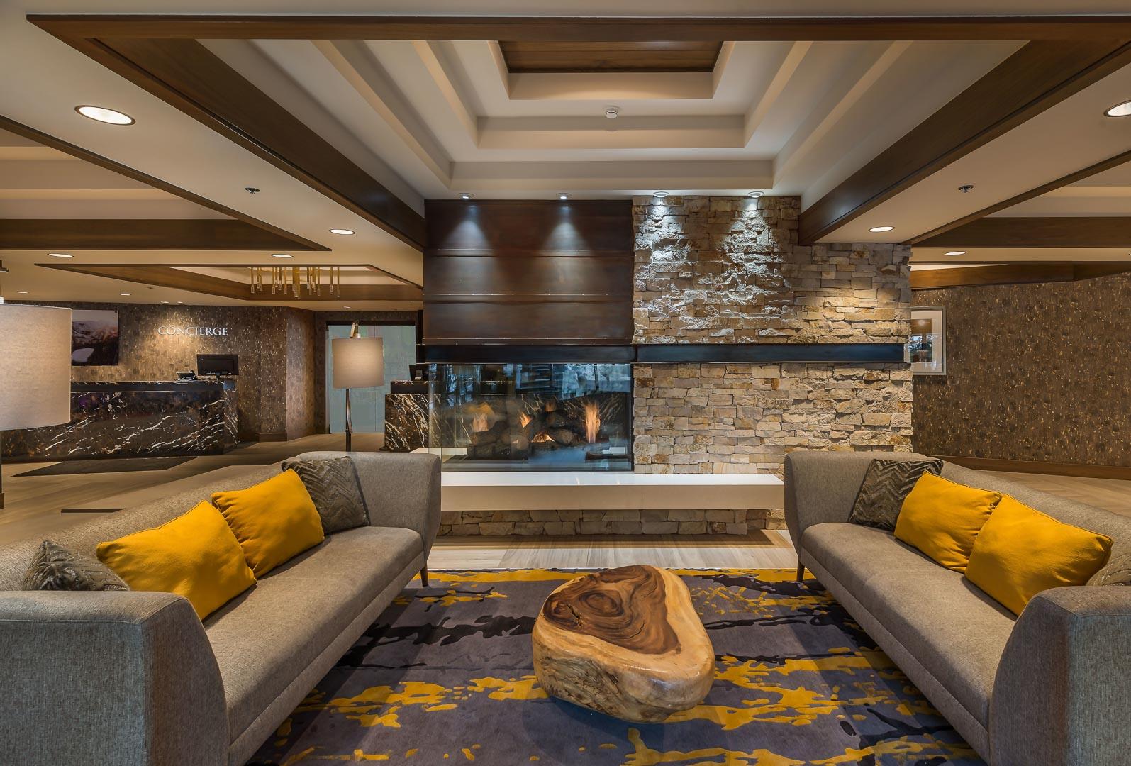 Tahoe Seasons Resort Game Room