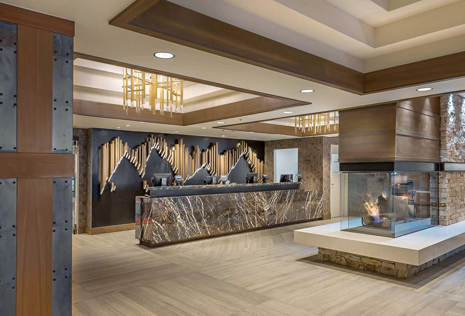 Tahoe Seasons Resort Pool