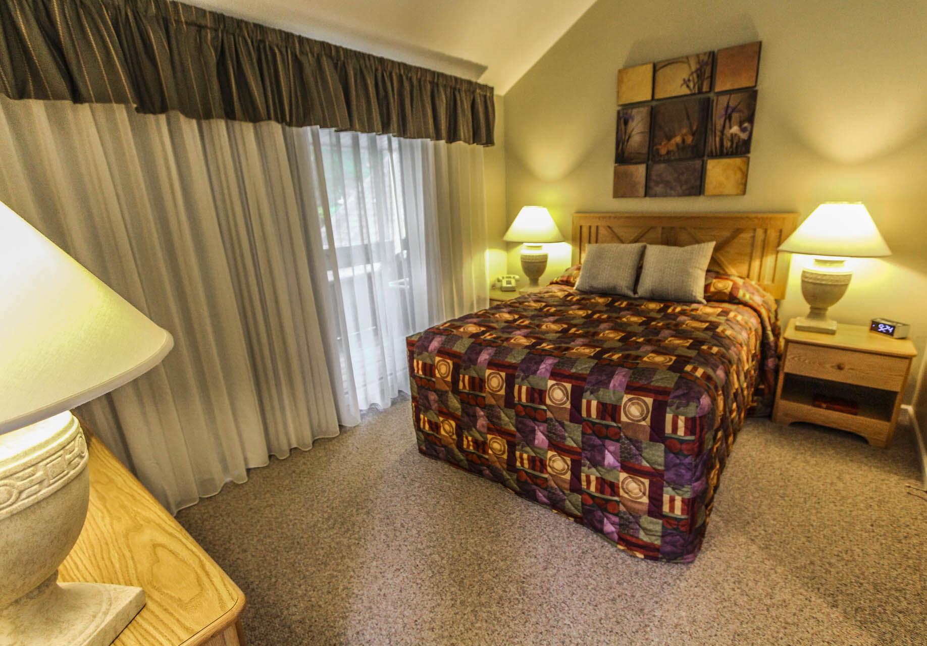 Tanglewood Resort Bedroom