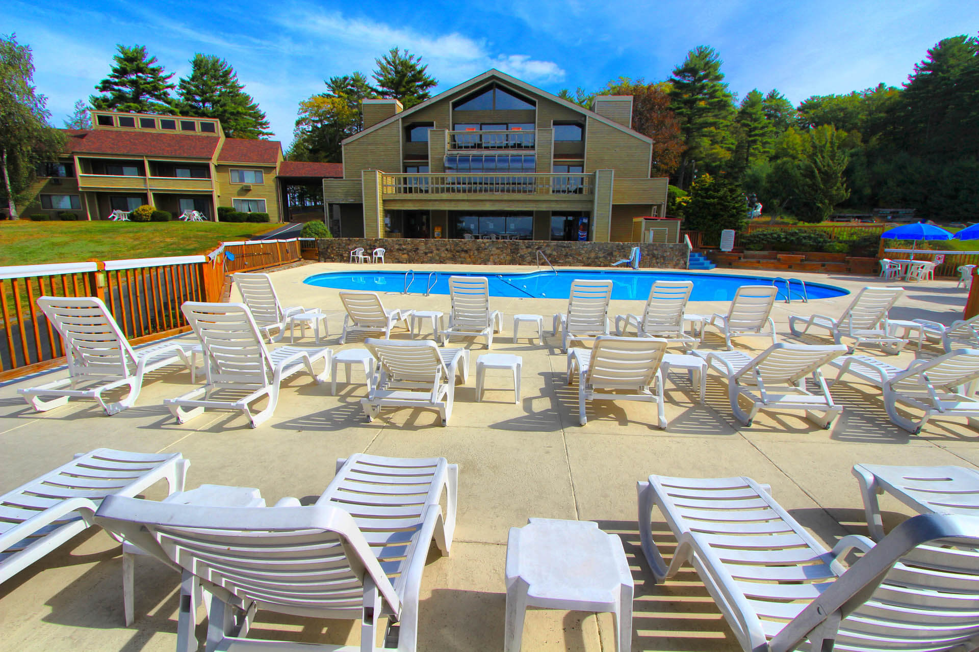 Tanglewood Resort Pool